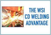 WSI CD Welding Advantage | Weld Systems Integrators