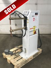 SOLD - Used TECNA Rocker Welder | Image 02 | Weld Systems Integrators