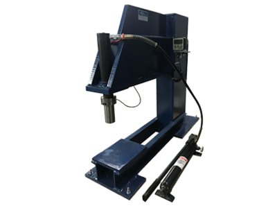 WSI ET-Type Push Out Tester | Weld Systems Integrators