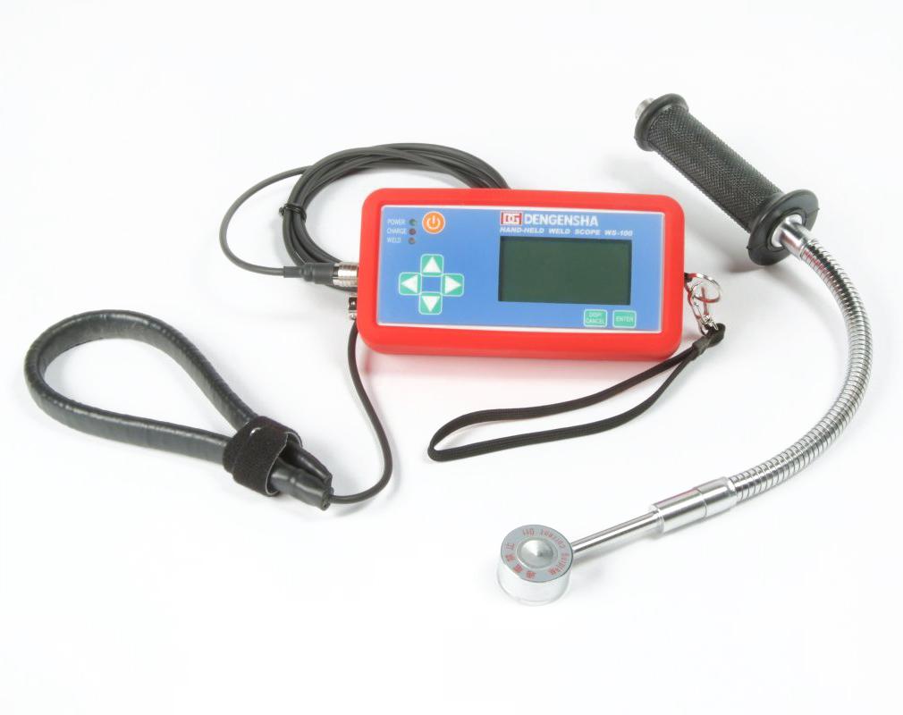 Dengensha Weld Scope WS-100 (Handheld) | Weld Systems Integrators