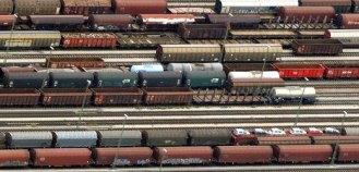 DEU Bahn Gueterverkehr Stellenabbau