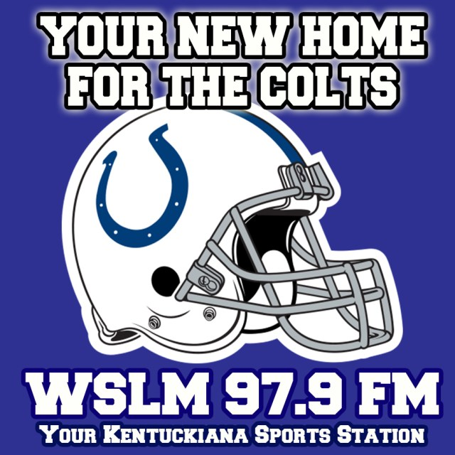 COLTS STICKER