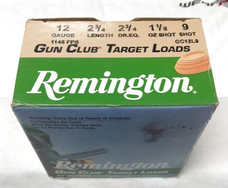 Remington Gun Club