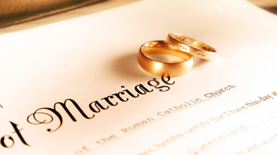 Marriage-Definition