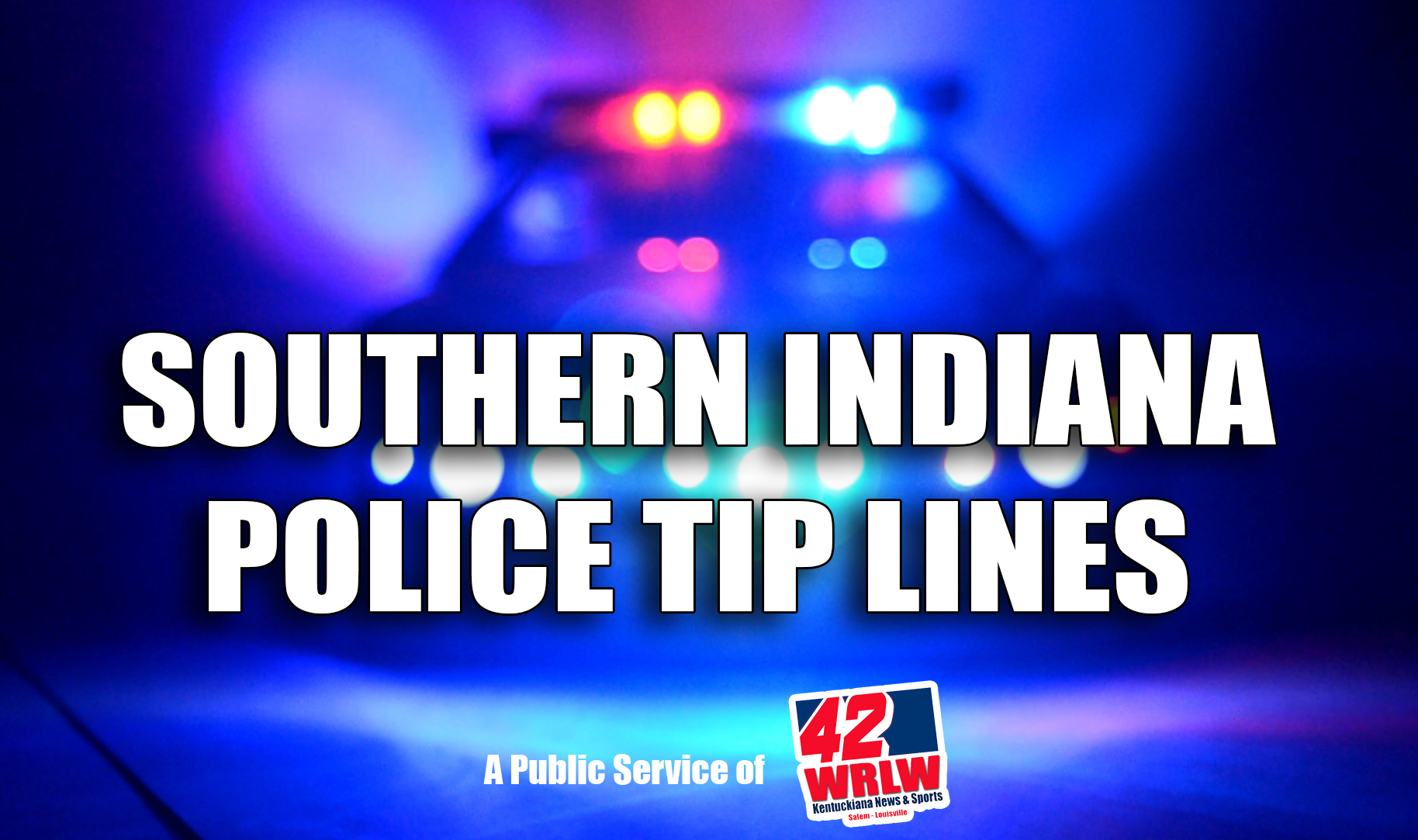 Report a Crime Tip Online or By Phone | WSLM RADIO