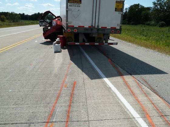 Woman Critically Injured in Jennings County Crash   WSLM RADIO