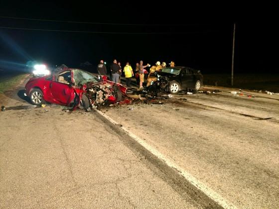 Two Killed in Ripley County Crash | WSLM RADIO