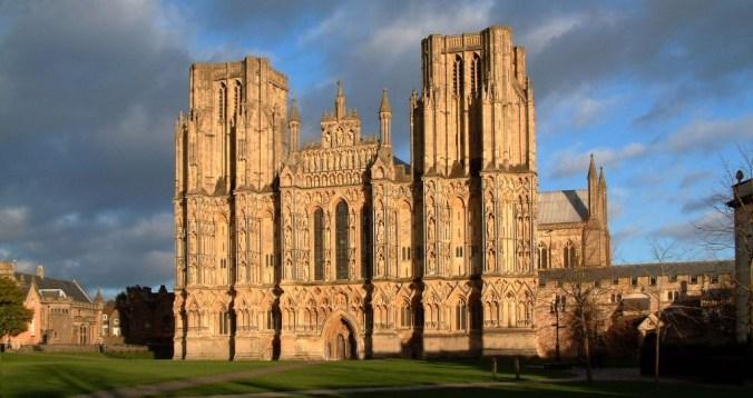 La cathédrale de Wells