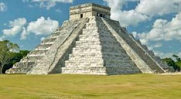image of a Mayan Pyramid