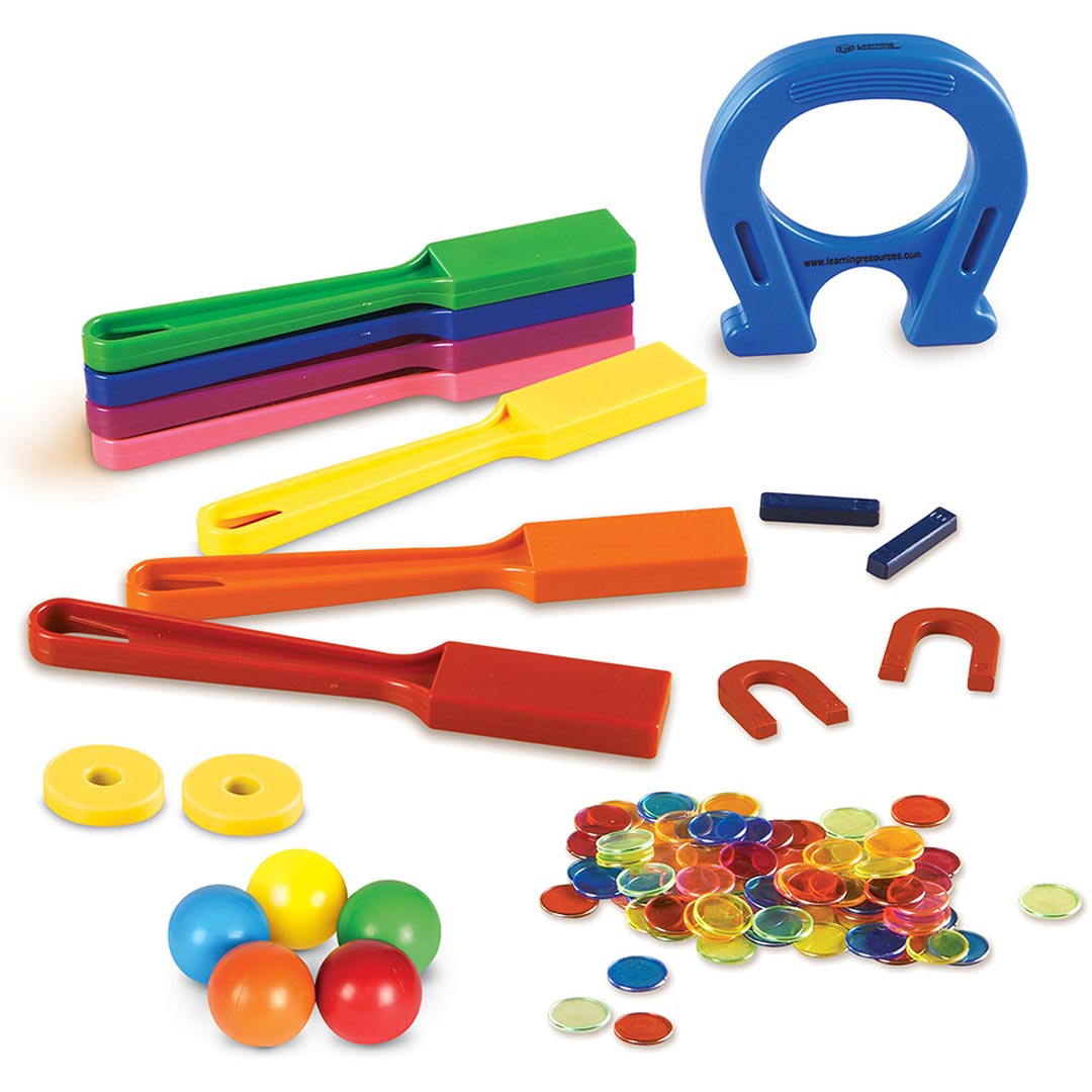 Super Magnet Lab Kit By Learning Resources