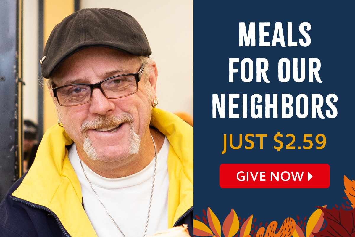 Meals for our neighbors