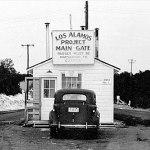 The Los Alamos Main Gate