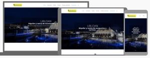 Desarrollo web para Urloan