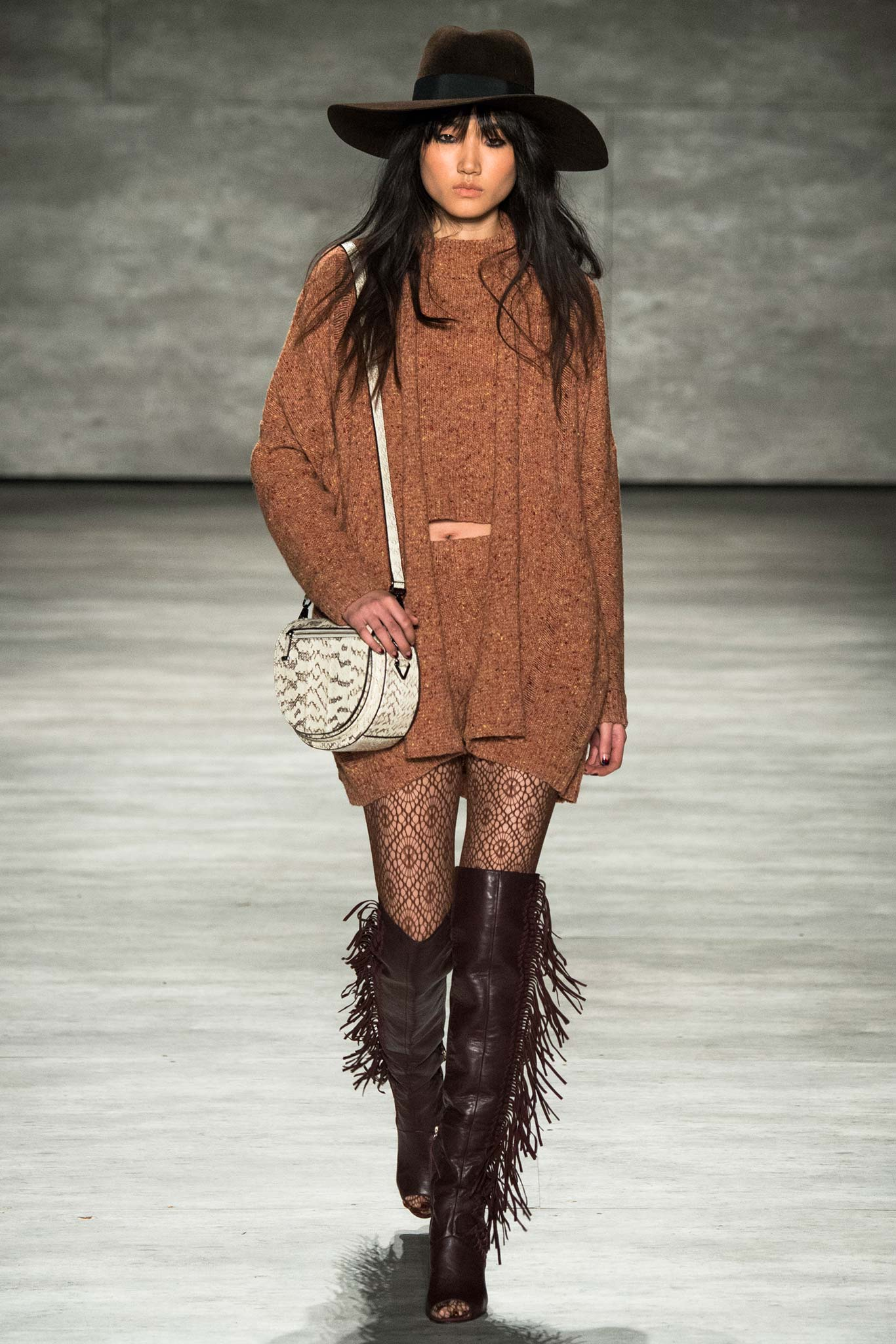 High Fashion  College Wallet Rebecca Minkoff F W 2015 Rebecca Minkoff New York Fashion Week Fall Winter