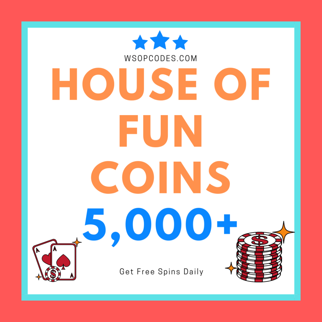 House of fun free spins 2019
