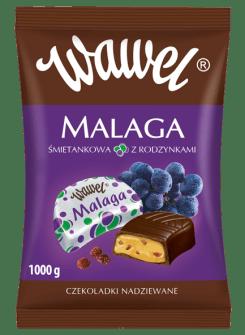 czekoladki Malaga Wawel