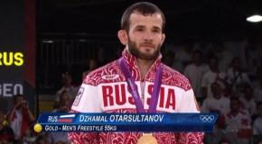 Джамал Отарсултанов— олимпийский чемпион!