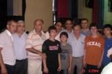 Фото с созвездием знаменитых чеченских спортсменов и тренеров: Бувайсар Сайтиев, Сайд-Хусейн Муртазалиев, Руслан, Лукман, Эльмади Джабраиловы, Дэги Багаев.