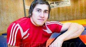 Наиб Итаев— борец из Швеции
