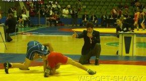Чеченский арбитр на Олимпийских Играх