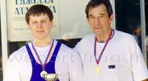 Чеченские тяжелоатлеты на чемпионате России