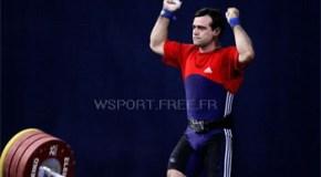Асланбек Эдиев стал бронзовым призером чемпионата мира