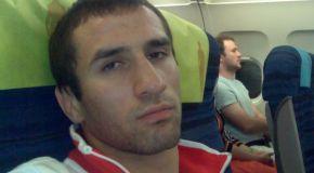 Ислам-Бек Альбиев стал бронзовым призёром России