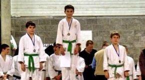 Темерлан Бециев, чемпион Люксембургa