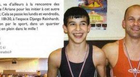 Чемпион Франции Заур Хаджиев