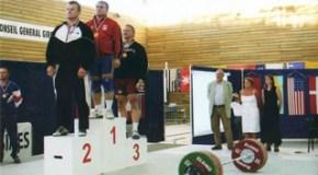Руслан Тахаев стал чемпионом мира