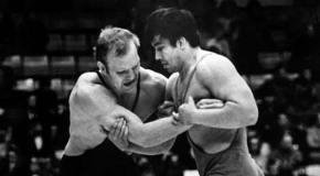 Чеченские борцы на турнире Ивана Ярыгина