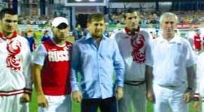 Б.Сайтиев: «Все победы олимпийцев посвящены А.Кадырову...»
