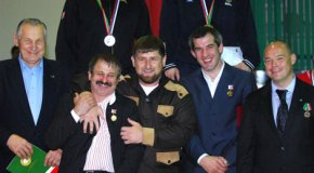 Бувайсар Сайтиев поздравил Рамзана Кадырова