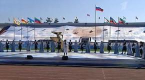 Кавказские Игры Исраила Арсамакова