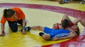 Детский турнир в Шверине