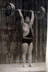 Ибрагим Кодзоев в начале 60-х годов