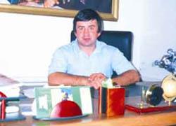Ибрагим Бахаев