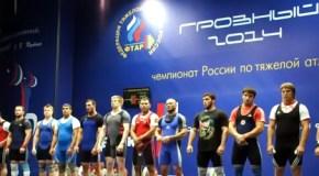 Интервью с Асламбеком Эдиевым по итогам чемпионата России