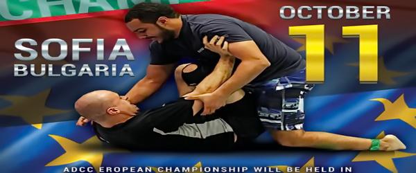 Бронза с чемпионата Европы ADCC