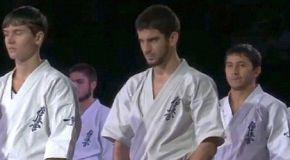 Адлан Солтыханов стал чемпионом России по киокушинкай каратэ