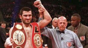 Артур Бетербиев— самый перспективный боксер