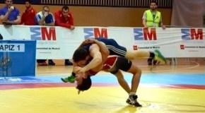 Валид Дешиев— чемпион Средиземноморья