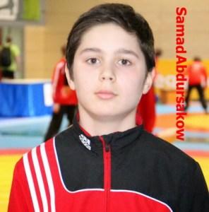Самад Абдурзаков