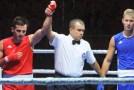 Наши боксеры на Европейских играх в Баку