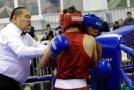 Единственный боксер из Чечни выиграл в Балашихе