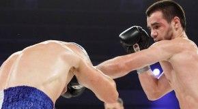 Байсангуров выиграл очередной бой