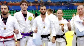 Дауд Адаев победил на St. Petersburg Open 2015