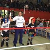Адам Асхапов выиграл бой в тайском боксе