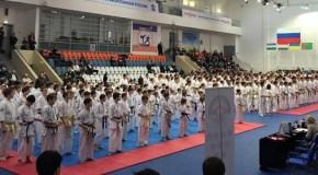 Ученики Магомеда Мицаева стали призерами Сэйкена