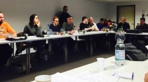 Зимний судейский семинар в Бонне